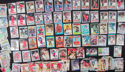 How to Start a Hockey Card Collection