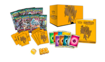 Pokémon Sun & Moon-Guardians Rising Elite Trainer Box