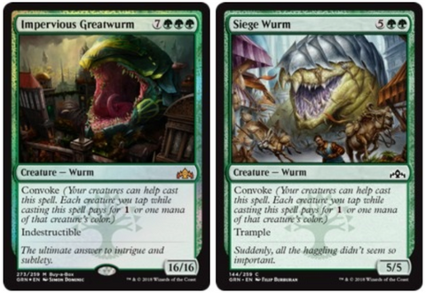 Five Guilds of Ravnica