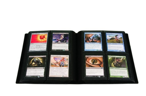 Trading card album, a must have accessory for card collectors