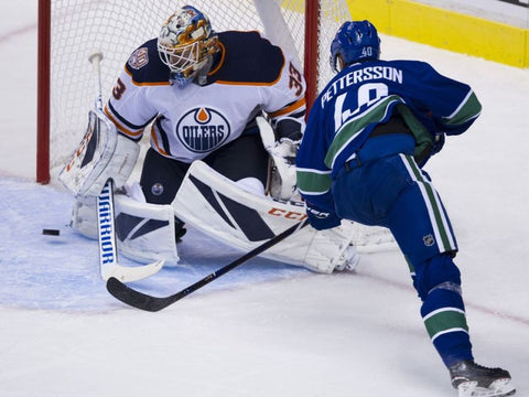 Pettersson Canucks