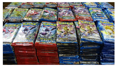How to Find Pokémon Card Giveaways