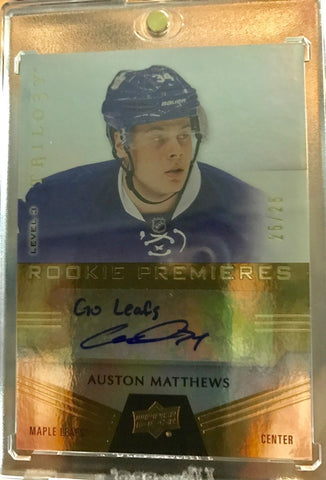15 Future Collectible Hockey Cards Already Worth A Fortune