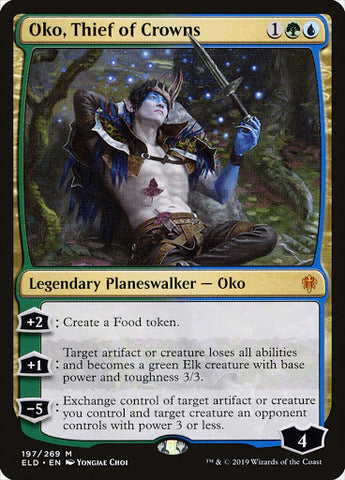 Oko, Thief of Crowns