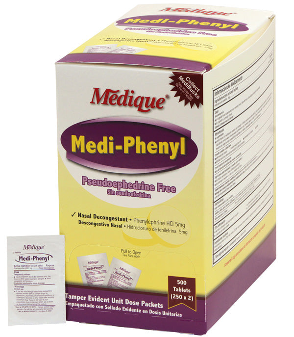 Medi Phenyl 100ct Box