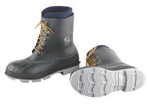 "Onguard Industries Size 12 Wolf Pac Black 10"" Polyblend¨ Boots With Cleated Outsole And Steel Toe"