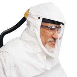 North® By Honeywell Coated Hood Assembly For Primair™ 100 Series PAPR System With Neck Seal And Collar