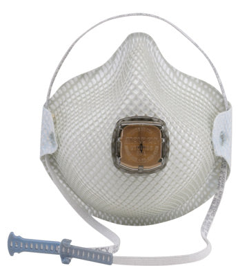 Moldex® Large N95 Disposable Particulate Respirator With Ventex® Exhalation Valve