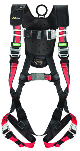 MSA X-Large Latchways Personal Rescue Device® EVOTECH Harness