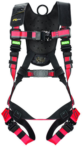 MSA X-Large Latchways Personal Rescue Device® EVOTECH Lite Harness