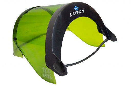 National Safety Apparel® ArcGuard® Green 12 cal/cm² HRC 2 Faceshield With Universal Adapter