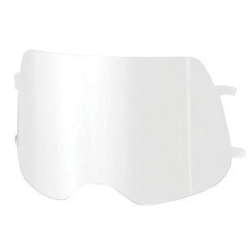 "3M'Ñ¢ 8"" X 4 1/4"" Clear Replacement Wide-View Anti-Fog Grinding Visor For Use With Speedglas'Ñ¢, 9100 FX And 9100 FX-Air Welding Helmet"