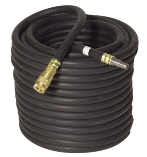 Bullard® 50' Rubber Industrial Interchange Hose (For Use With Free-Air® Pumps)