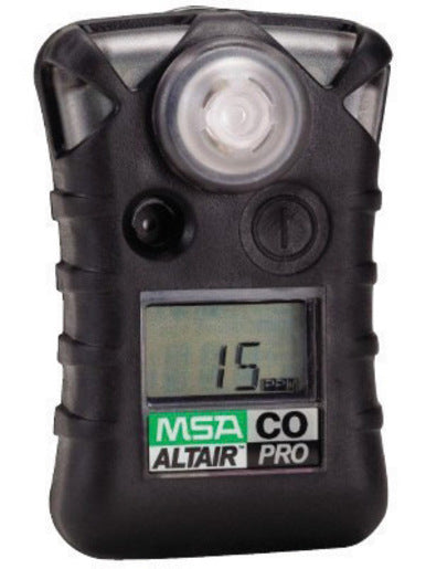 MSA ALTAIR® Pro Portable Oxygen Monitor With Alarms @ 19.50%