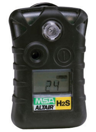 MSA ALTAIR® Portable Carbon Monoxide Monitor With Alarms @ 25/100 PPM