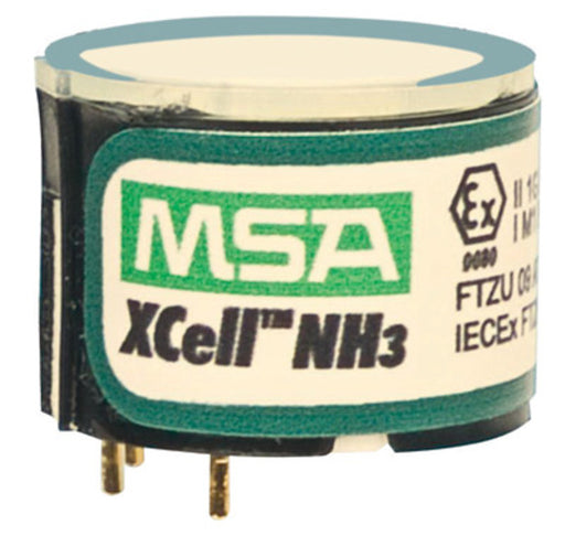 MSA Ammonia Sensor With Alarms @ 10/75 PPM For Use With ALTAIR® 5X Multi-Gas Detector