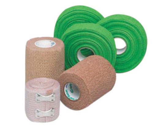 "Swift First Aid 3"" X 4 1/2 Yard Roll Elastic Bandage (10 Per Box)"