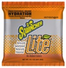Sqwincher® 19.1 Ounce Lite™ Instant Powder Concentrate Packet Orange Electrolyte Drink- Yields 3 Gallons (20 Packets Per Case)