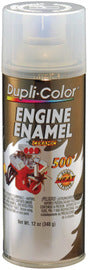 Krylon® Products Group 16 Ounce Aerosol Can Clear Dupli-Color® Engine Acrylic Enamel Paint With Ceramic™