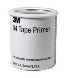 3M™ 1 Gallon Pail Amber Solvent Liquid Tape Primer (4 Per Case)
