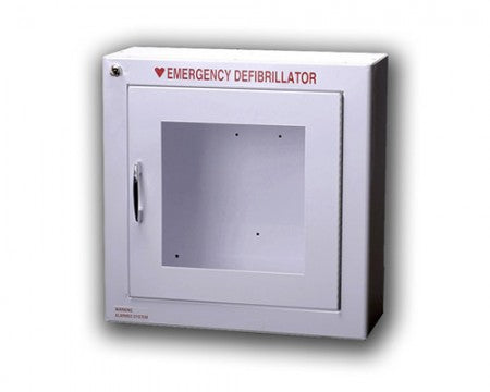 AED Wall Cabinet With Audible Alarm