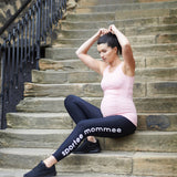 SPORTEE MOMMEE MATERNITY LEGGINGS