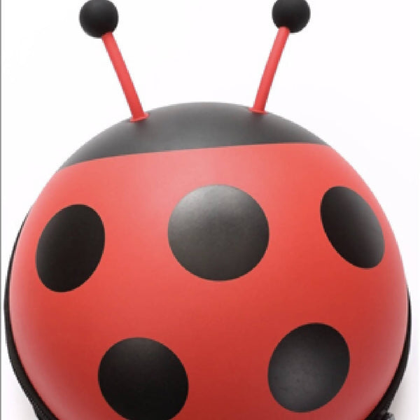 Ladybird Backpack with Reins