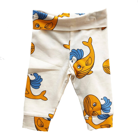 MINI RODINI WHALE TROUSERS