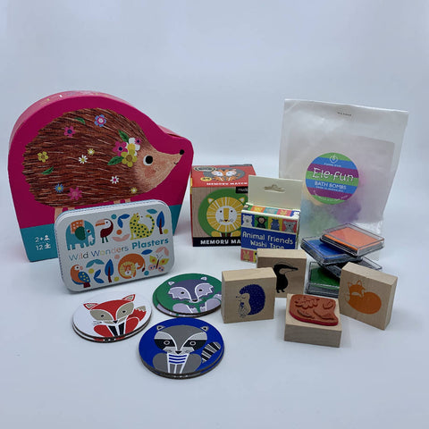 Into the Wild Gift Box (Under 5's)