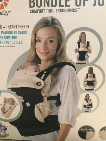 Ergobaby360 Baby Carrier