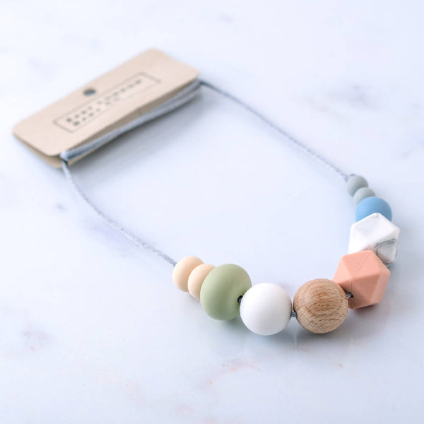 Leyton teething necklace