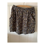 BELLEROSE CUTE DITSY FLOWER MINI SKIRT AGE 10/12