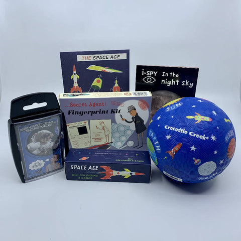 Mini Scientist Gift Box