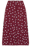 Sugarhill Brighton - Chloe Brit Pop Button Down Skirt