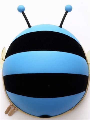 Blue Bumblebee Backpack