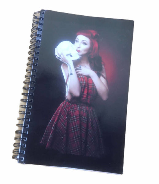 MOTHERS DAY GIFT Notebook Unique Model Image | PRETTY DISTURBIA