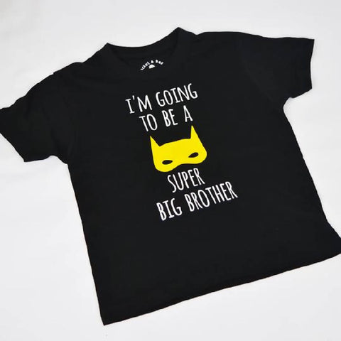 'Super Big Brother' Kids T Shirt