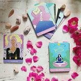 The Sacred Self Care Oracle Card Deck by Jill Pyle