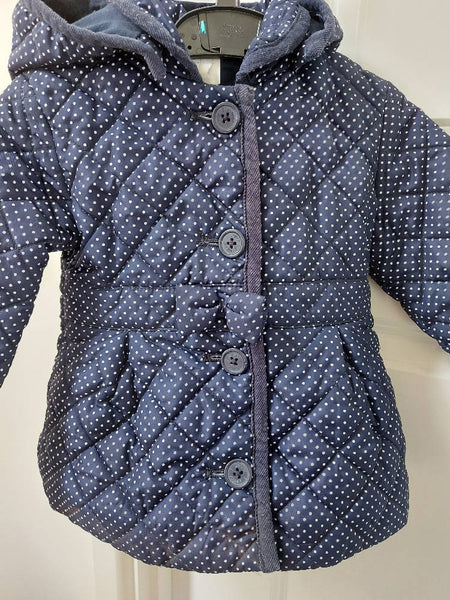Girls Coat 18-24 months (1.5 to 2 years)