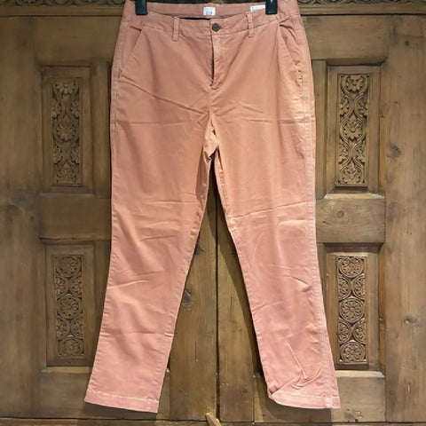 GAP chambray chinos, UK14