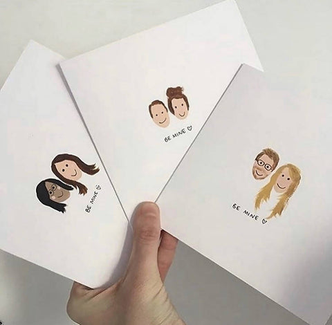 Personalised Card