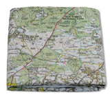 OS New Forest PACMAT Picnic Blanket
