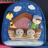 Kids Handmade Backpack Boy Ark