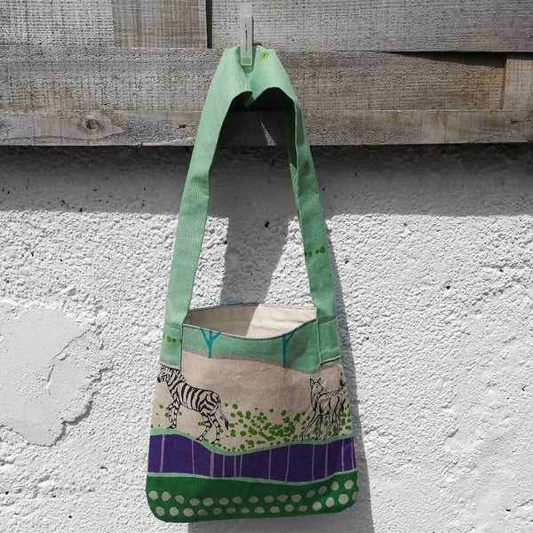 'Smallish' Tote Bag - Animal Glade