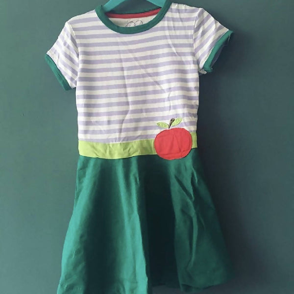 Little Bird Apple dress (2-3yrs)
