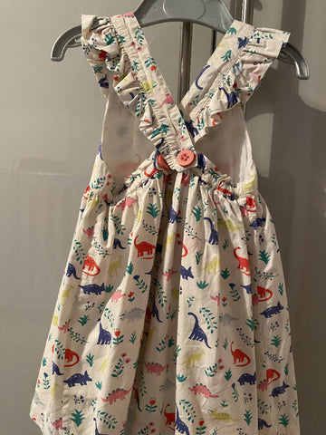 Boden dinosaur summer dress