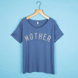 MOTHER Oversized Tee <br> Selfish Mother
