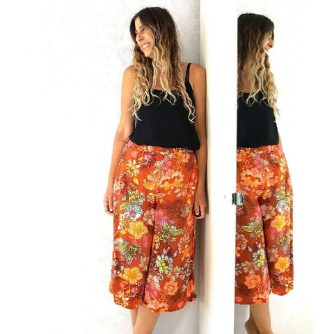 Next Culottes Wide Leg Trousers 14