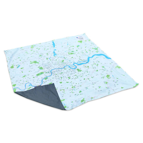 OS London Parks PACMAT picnic blanket