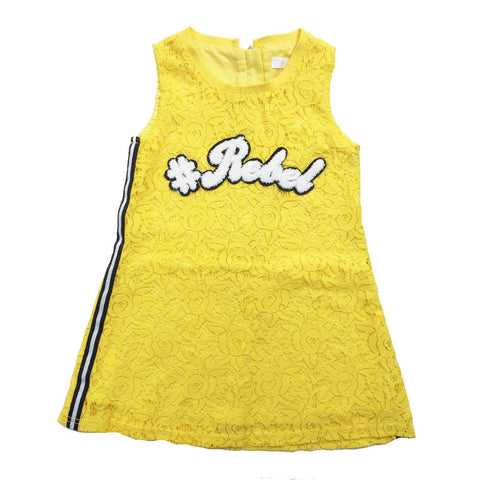 FUN AND FUN 'REBEL' DRESS 2-3 YEARS